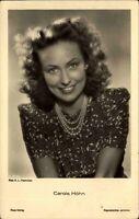 Carlola HÖHN Schauspielerin Porträt-AK Kino Bühne Ross-Verlag ~1930 Nr. 3370/2