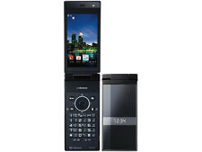 DOCOMO SHARP SH-03D AQUOS SHOT 16.1MP HD UNLOCKED FLIP CELL PHONE WATERPROOF NEW