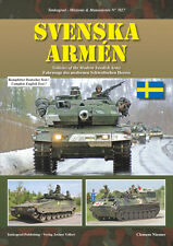 TANKOGRAD 7027 SVENSKA ARMEN VEHICLES OF THE MODERN SWEDISH ARMY