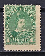 Newfoundland 1887 Scott 44 MH