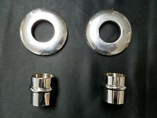 Replacement Escutcheon Flanges and Sleeves for Universal Rundle