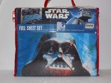 Kohls's 2012 Star Wars Full Sheet Set-NIP
