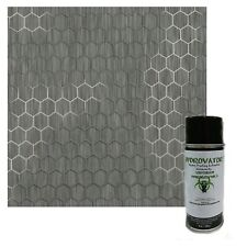Hydrographic Film Water Transfer Fim Hydro Dipping Dip Kit Silver Honeycomb