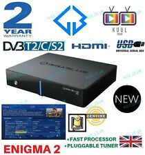 100% GENUINE GIGABLUE® HD X3 | ENIGMA2 | TWIN SATELLITE DVB-S/S2 TUNER