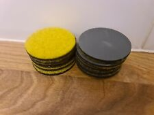 More details for 10pcs rti eco elm -yellow sanding pads for disc repair machines. oem product