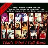 Now That's What I Call Music Vol.1 CD - very good condition