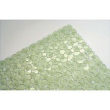 Interdesign #80012 Green Pebblz Bath Mat