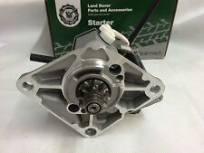 Bearmach Land Rover Discovery TD5 Starter Motor - NAD101240Rr