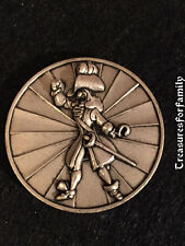Disney Coin Peter Pan Captain Hook La Grande Collection Du Monde Merveilleux