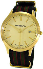 PREDIAL AUTOMATIC Made in Germany Herrenuhr classic mens dress watch