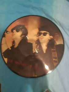 THE SISTERS OF MERCY - picture vinyl -  We're all aware of that
