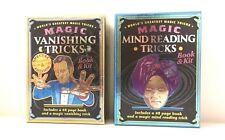 World's Greatest Magic Tricks Mind Reading Vanishing Kit Mud Puddle INC.
