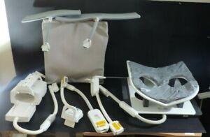 Lot Of Siemens Medical Symphony MRI Coils Wrist, Breast, CP Flex