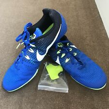 NEW Nike Zoom Rival M8 Size 10 Track Field Sprint SPIKES INCLUDED 806555-413