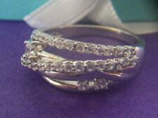 Diamonique Fine Rings