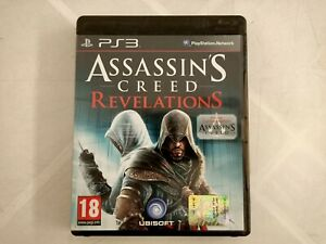ASSASSIN'S CREED REVELATION - SONY PS3 PLAY STATION 3 BOXED