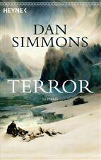Terror Roman Simmons Dan Good Book ISBN 9783453406131
