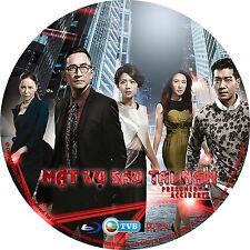 Mặt Sau Vụ Tai Nạn - Phim Bo Hong Kong TVB Blu-Ray - US LONG TIENG 2016 new