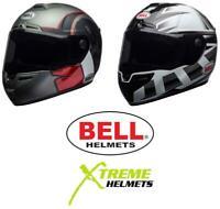 Bell SRT Helmet Closeout Full Face Lightweight Eyeglass Ready SNELL XS-3XL