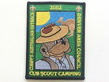Denver Area Counci 2002 Magness Cubby's Australian Outback