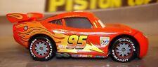 CARS 2 - McQUEEN RACING WHEELS (SAETTA) - Disney Pixar Loose