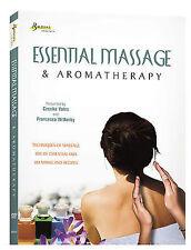 Essential Massage & Aromatherapy [DVD] [Import]