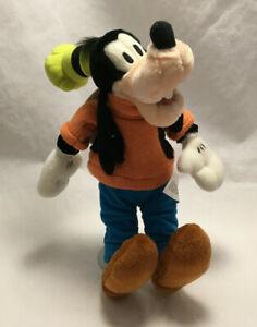 "11"" Goofy Disney World Bean Bag Plush - Stuffed Animal"