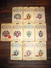 Das Lied von Eis und Feuer - Game of Thrones - Bände 1-10 komplett