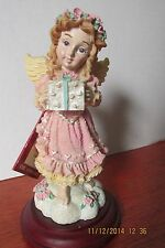 1996 House of Lloyd The Giving Angel figurine Christmas Around The World