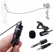Microphone BOYA BY-M1 3.5mm Condenser for Smart Phones iPhones Canon Nikon DSLR