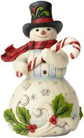 Jim Shore Heartwood Creek How Sweet Is Is 6001477**New in Box*Snowman