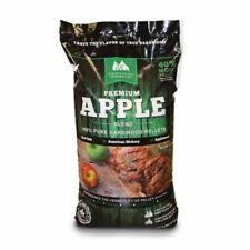 Green Mountain Grills Premium Apple 100% Pure Hardwood Grilling Cooking Pellets