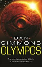 Olympos (Gollancz S.F.) by Simmons, Dan Paperback Book The Fast Free Shipping