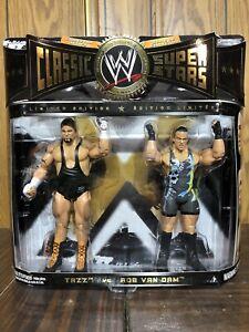 WWE Classic Superstars RVD & TAZZ ECW 2 Pack