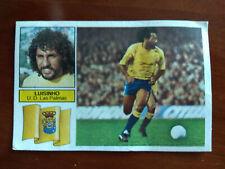 Cromo Luisinho baja Palmas liga 82 83 ediciones este temporada 1982 1983 fútbol