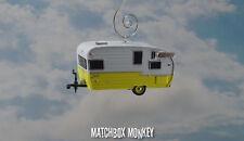 Classic '62 Shasta Airflyte Camper Travel Trailer Christmas Ornament Vacation RV