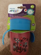 Philips Avent My First Big Kid Cup 360degree, 9m+  Pink.
