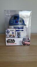 Star Wars: R2D2 Bathroom Tidy Gift Set (With Shower Gel + C3PO Flannel) NEW