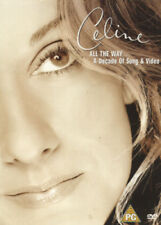 Celine Dion: All the Way - A Decade of Song and Video DVD (2001) Celine Dion