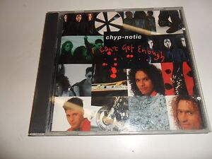 Cd  I can't get enough (1992) von Chyp-Notic