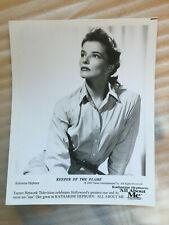 Katharine Hepburn 1993 1942 , original vintage press headshot photo