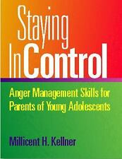 Staying in Control: Anger Management Skills for Parents of Young-ExLibrary