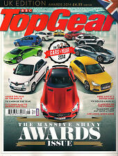 NEW! BBC TOP GEAR UK Cars of the Year AWARDS 2014 Merc AMG GT S Corvette Z06
