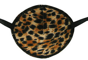 Wild Cat - Medical Adult Eye Patch Soft Washable sold to NHS