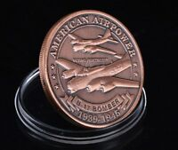 U.S. Air Force USAF | B-17 Bomber Flying Fortress WW2 1939-1945 | Challenge Coin