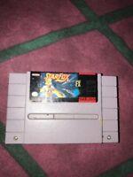 STAR FOX  FX (Super Nintendo) SNES Game Starfox 1991 Cartridge Vintage