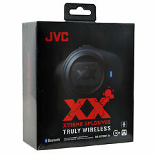 Genuine JVC Xtreme Explosives In-Ear Wireless Truly Bluetooth Headphones Headset