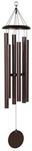 Corinthian Bells 44-inch Windchime, Copper Vein