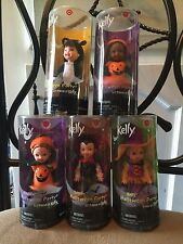 Lot Of 5 Kelly Club & Friends Tommy Jenny Halloween Party Dolls Target Exclusive
