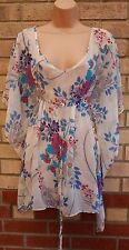 New Look Tunic, Kaftan Casual Floral Tops & Shirts for Women